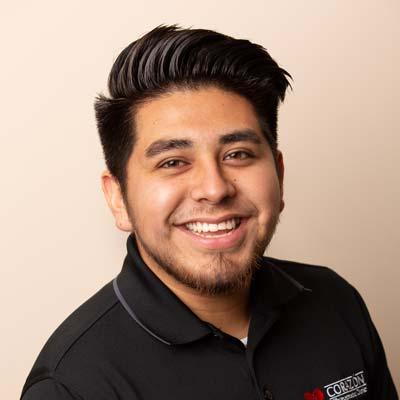 Chiropractic Hillsboro OR Luis Morales Front Desk